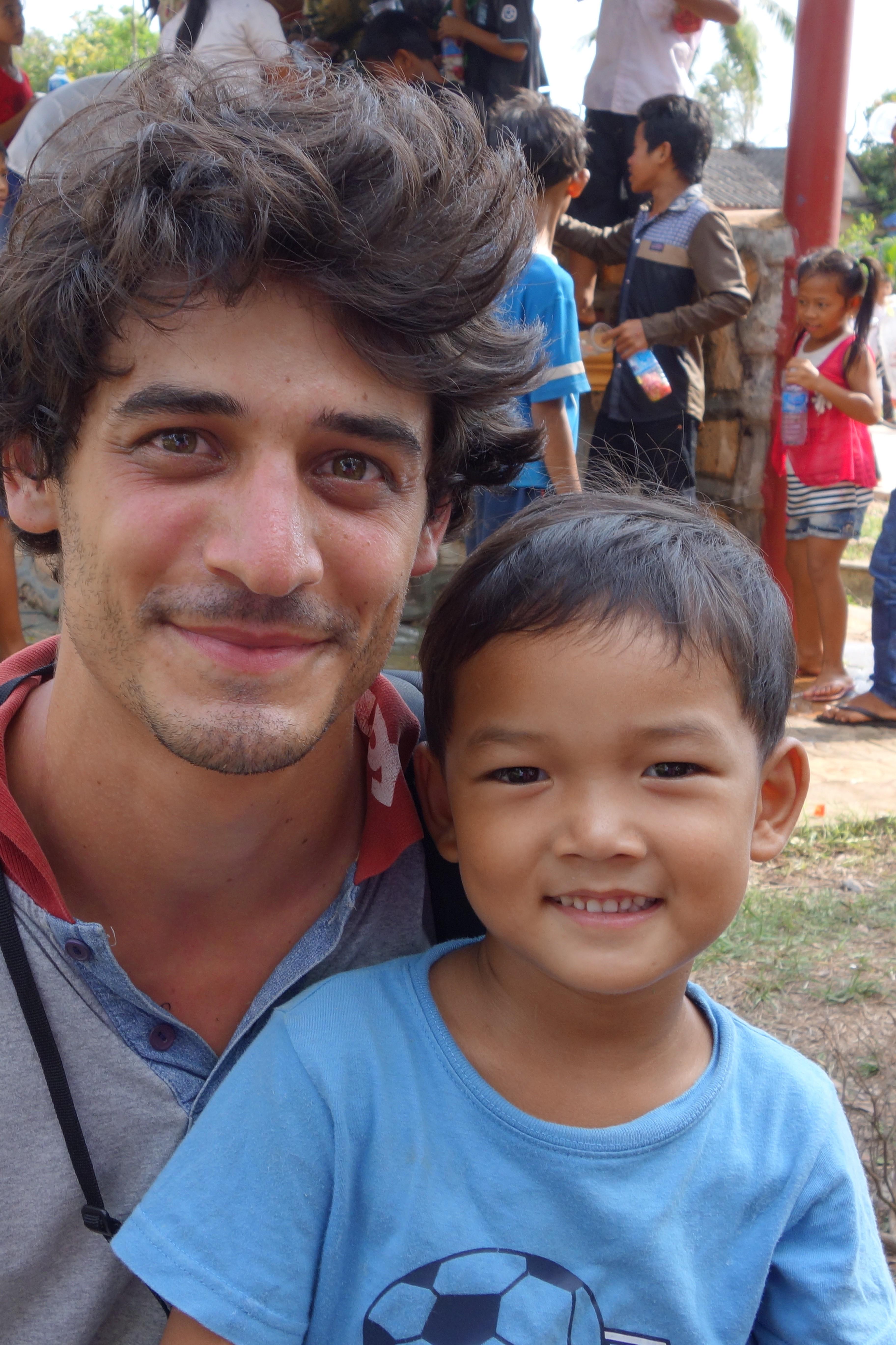 Florian à Koh Kong