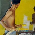 peintures à KK