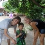 Julie, Jordan et Heng