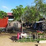 Le village de Sopheak, près de Siem Reap, la ville des temples.