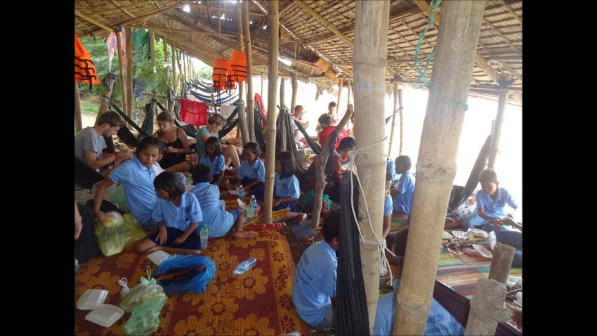 Les enfants de Koh Kong : souvenirs de voyage à Angkor.